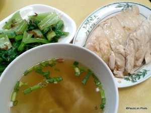 Chicken Rice, or Hainanese Chicken, can be found in all ranges of restaurants in Singapore.